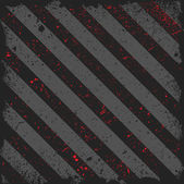 Grunge Striped Texture Background — Stock Vector