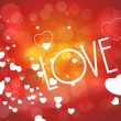 Beautiful Valentine Background — Stock Vector #8427396