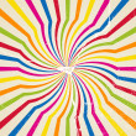 Retro Sunburst Background — Stock Vector #8561316