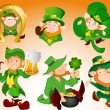 Patrick's Day Illustrations — Stock Vector