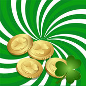 Patrick's Day Elements — Stockvektor
