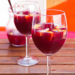 Stock Photo: Sangria