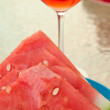 Slices of watermelon - 