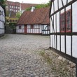Stock Photo: Den Gamle By