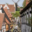 Den Gamle By — Stock Photo