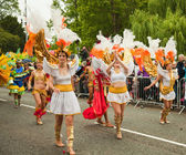 Luton Carnival — Stock Photo