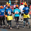 Photo: London marathon