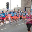 London marathon — Stock Photo