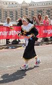 London marathon — Stockfoto