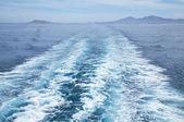 Sea ferry — Stock Photo