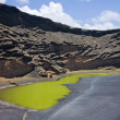 Charco de los Clicos, Lanzarote — Stock Photo