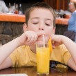 Orange juice — Stock Photo #8680914