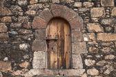 Very closed door — Stock Photo