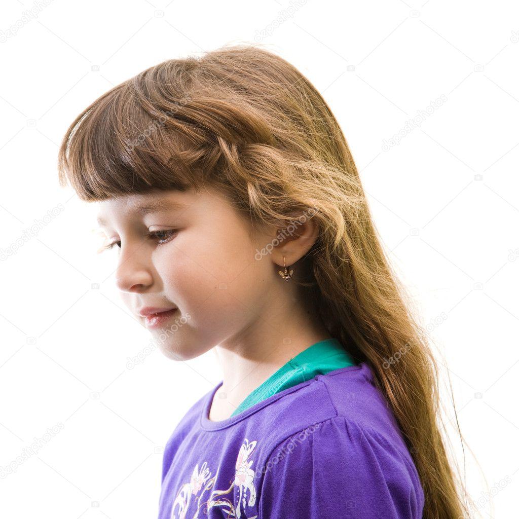 Маленькие девочки с длинными волосами картинки