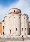 Church of St. Donatus, Zadar, Croatia — Stock Photo