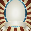 Royalty-Free Stock Imagen vectorial: American background