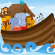 Vetorial Stock : Noahs Ark