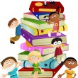 Children education — Stock Vector #8170608