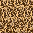 Royalty-Free Stock ベクターイメージ: Wallpaper pattern