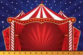 Fond de cirque — Vecteur