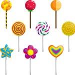 Lollipop — Stock Vector #8182053