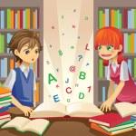 Kids education — Stock Vector #8470829