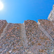 Granite blocks - Foto Stock