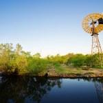 Windmill Springs — Stock Photo