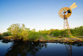 Windmill Springs — Stock Photo
