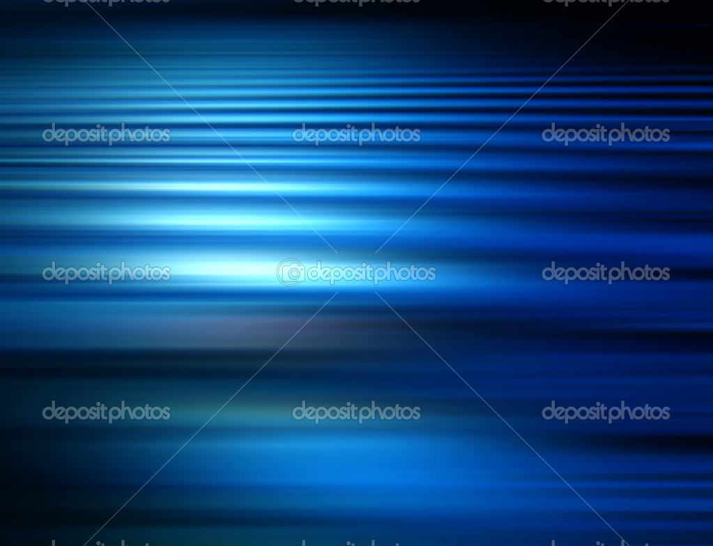 Blue Blur Background — Stock Photo #10108544