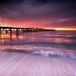 Summer Sunset — Stock Photo