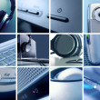 Technology Montage II — Stock Photo