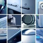 Technology Montage II — Stock Photo