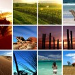 South Australia Montage — Stock Photo #9857258