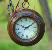 Round clocks — Stock Photo