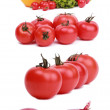 Some fresh vegetables — Stock Photo