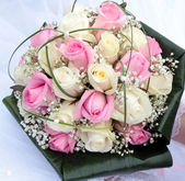 Wedding flowers — 图库照片