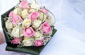 Rose Flowers Bouquet — Stock Photo