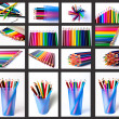 Colored pencils — Stock Photo #10537936