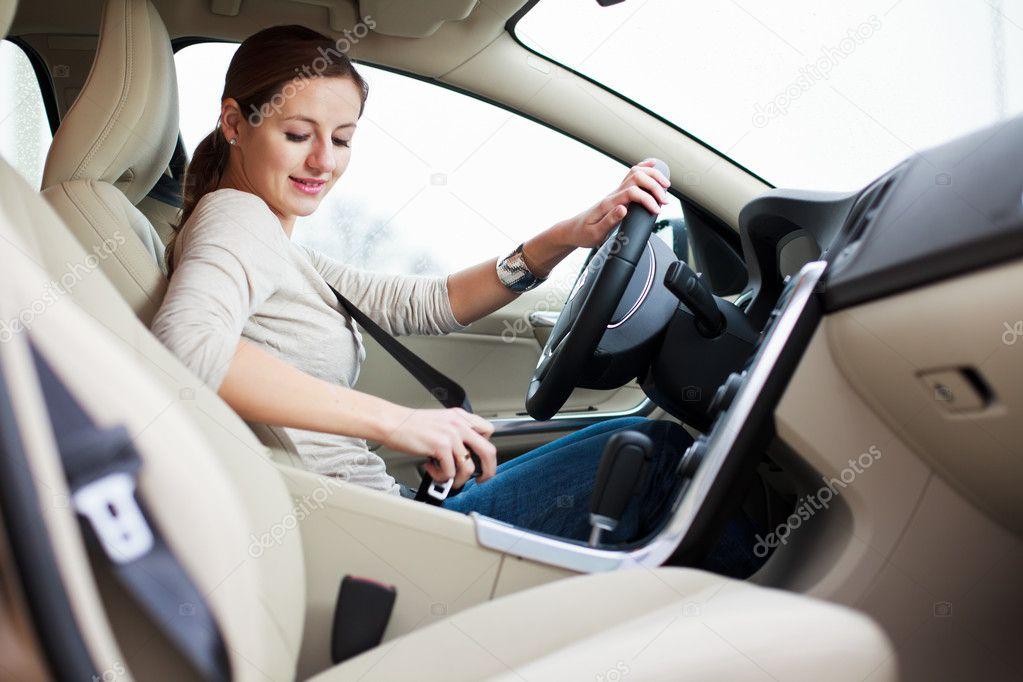 Беременность и вождение автомобиля за и против