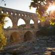 Pont du Gard, Languedoc-Roussillon - Stock Photo