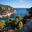 Stock Photo: Splendid southern France coast
