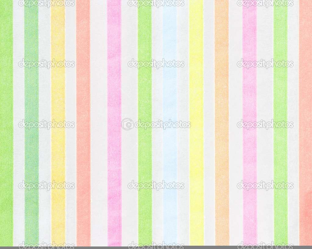Colorful Background With Pastel Rainbow-colored Vertical