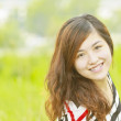 Asian woman happy and smile — Stock Photo #10455894