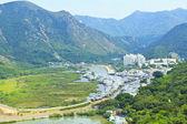 O tai, il villaggio di pescatori a hong kong — Foto Stock