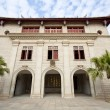 Stock Photo: Xiamen University in Xiamen, China