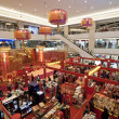 Shopping mall in Chinese New Year in Hong Kong — Stock Photo #8644094