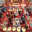 Shopping mall in Chinese New Year in Hong Kong — Stock Photo