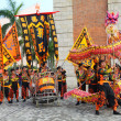 Stock Photo: AsiEthnic Cultural Performances 2011