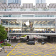Apple Inc. opened in Hong Kong — Stock Photo